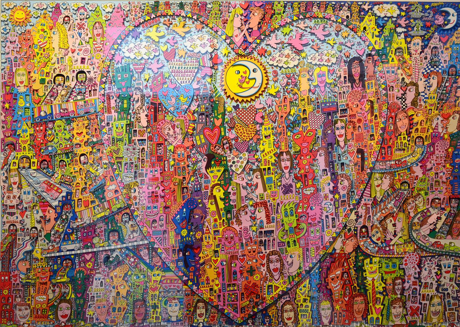 James Rizzi: Wie Kunst das Leben verändert